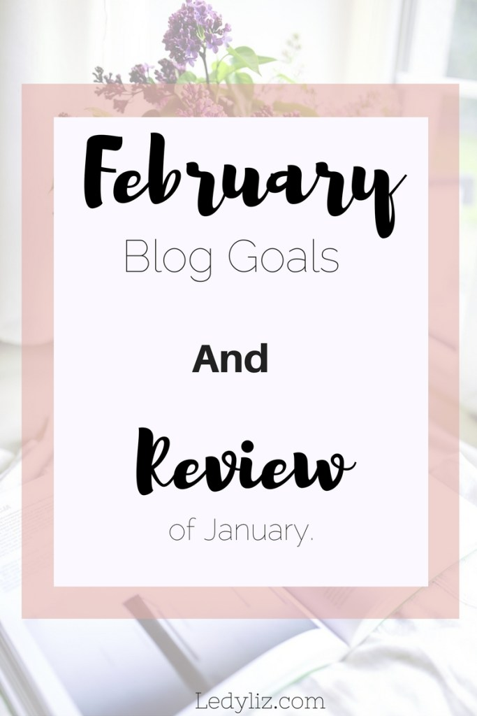 As a blogger how often do you sit down to write your blog goals down. This blogger shares her monthly blog goals and goes over the previous months goals.