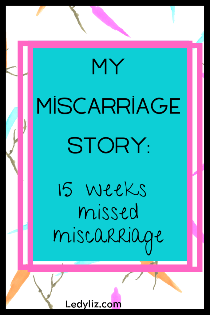 How I am dealing with my second miscarriage at 12 weeks