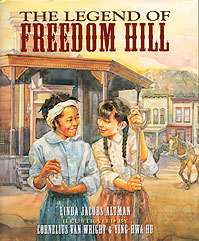 Legend of Freedom Hill Cover
