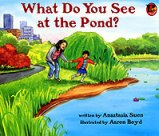 What Do You See at the Pond? Cover