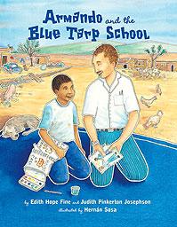Armando and the Blue Tarp