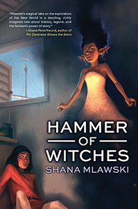 Hammer of Witches cover