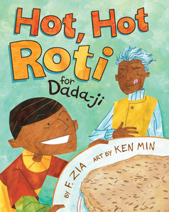 hot hot roti for dada-ji