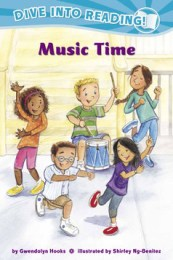 music time cover
