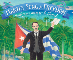 marti's song for freedom cover