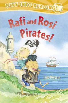 rafi and rosi pirates