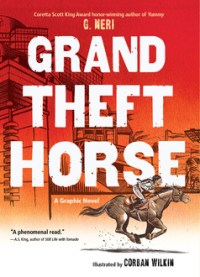 Grand Theft Horse cover