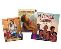 ELL and Dual Language Leveled Bookroom