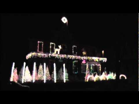 2012 Display – Leechburg Lights