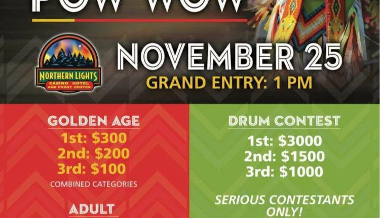 Nov Contest Powwow