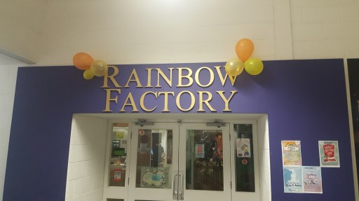 Best Place in Leeds - Rainbow Factory