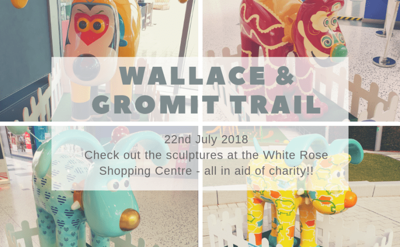 Wallace and Gromit Trail