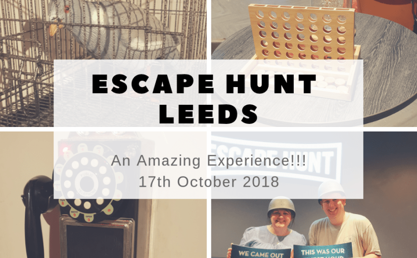 Escape Hunt – Leeds