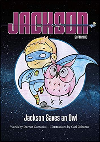 Jackson Saves an Owl