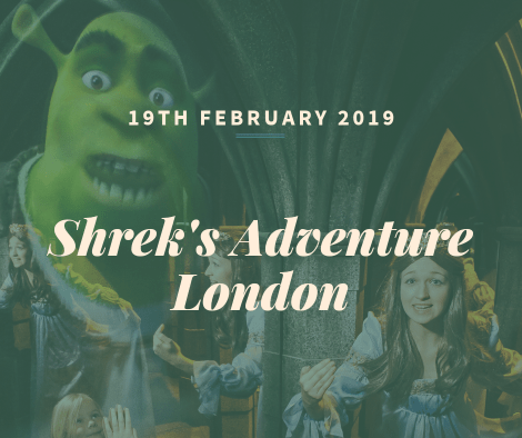 Shrek's Adventure - lead image