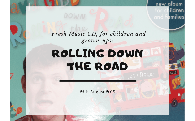 Rolling Down the Road – Music Review