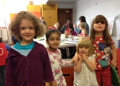 Leeds Dads Oct 15 Girls Group A