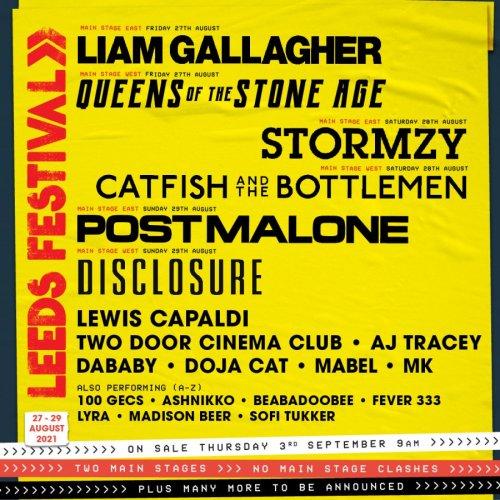 Leeds-Festival-2020-Line-Up