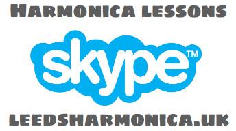 Skype lessons at leedsharmonica.uk