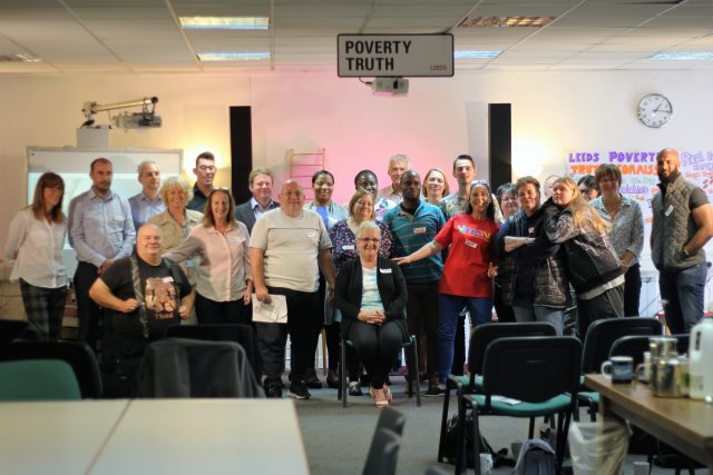 Leeds Poverty Truth Commission 2 first full gathering