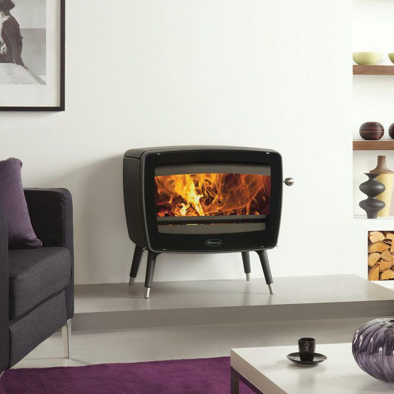 Dovre Vintage 50 Wood Burning Stove Multi Fuel Stoves