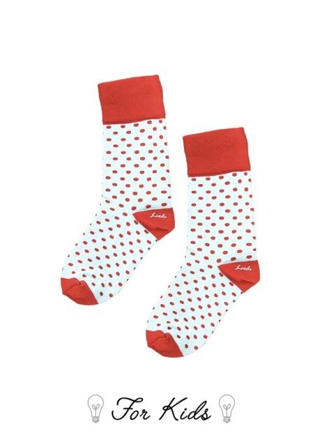 草莓造型 STRAWBERRY 童襪