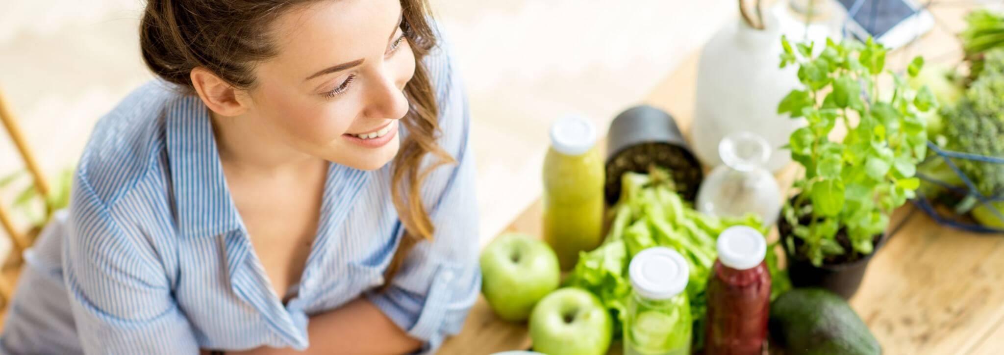Een gezond voedingsschema