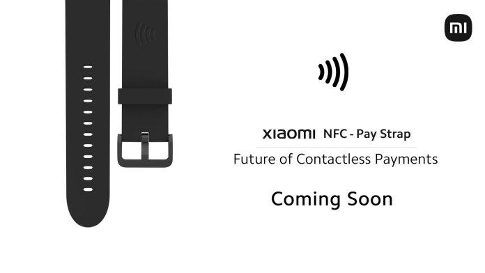 NFC watch Straps.