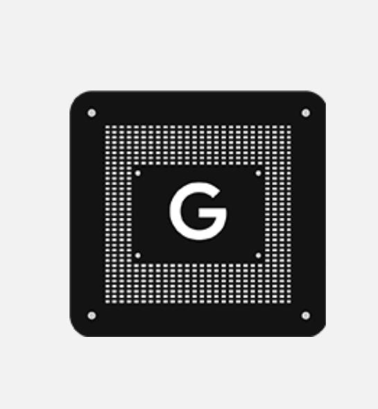 Google's Custom Chip Tensor.
