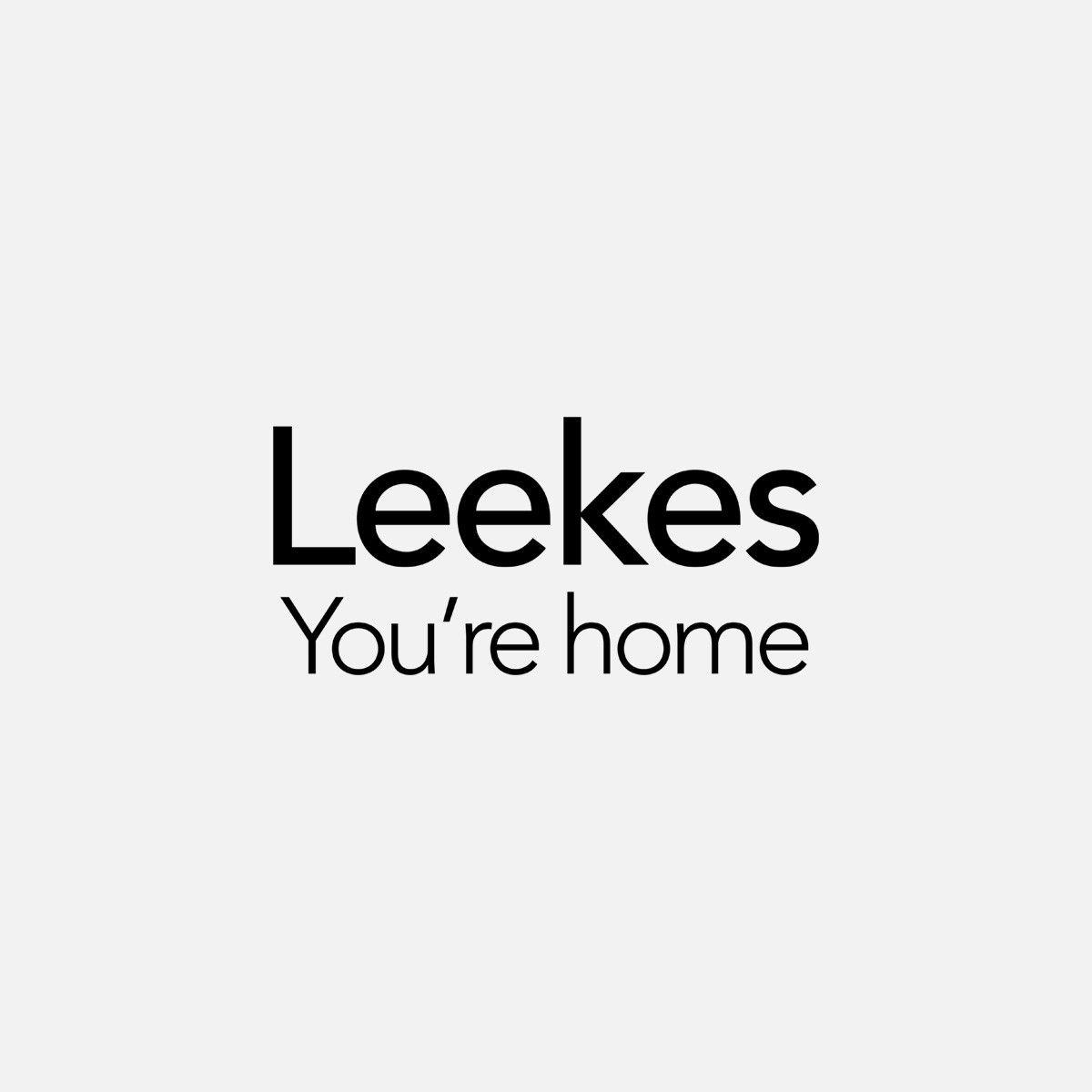 Croydex Geo Mosaic Shower Curtain Blue