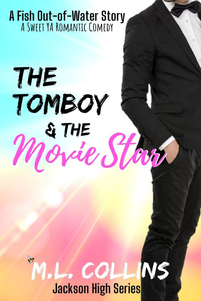 The Tomboy and the Movie Star Book Cover.