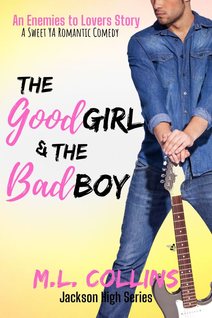The Good Girl and the Bad Boy Book Cover.