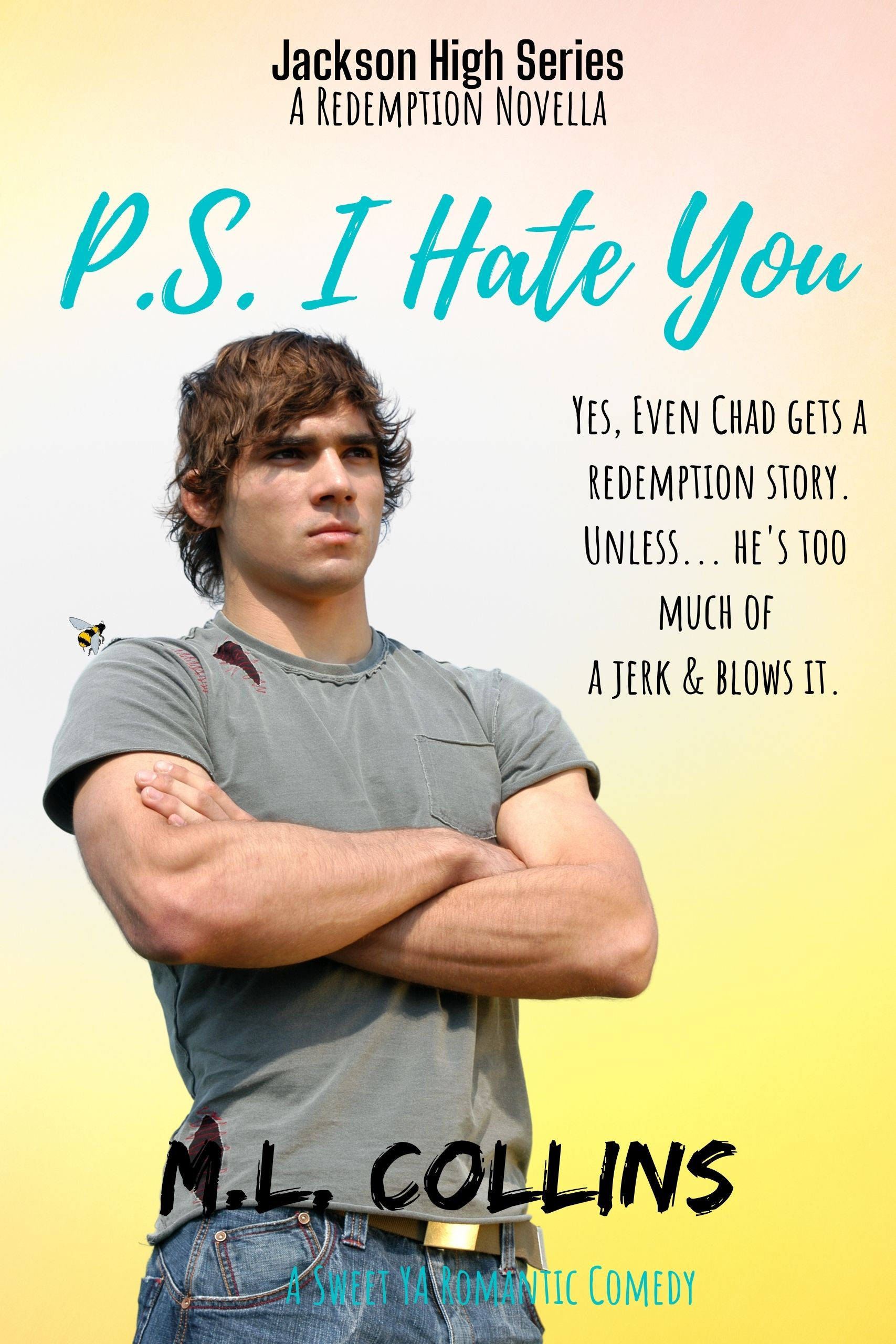 Cover of Jackson High Redemption Series