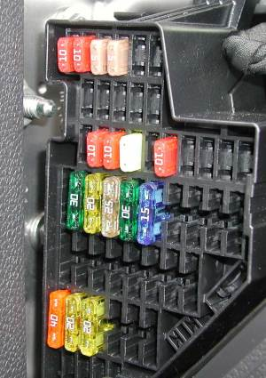 Vw Golf Fuse Box | Wiring Library