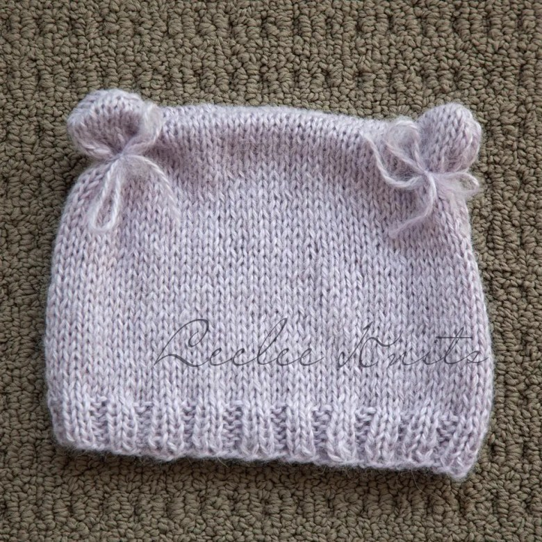 Free Beginner Knit Hat Pattern