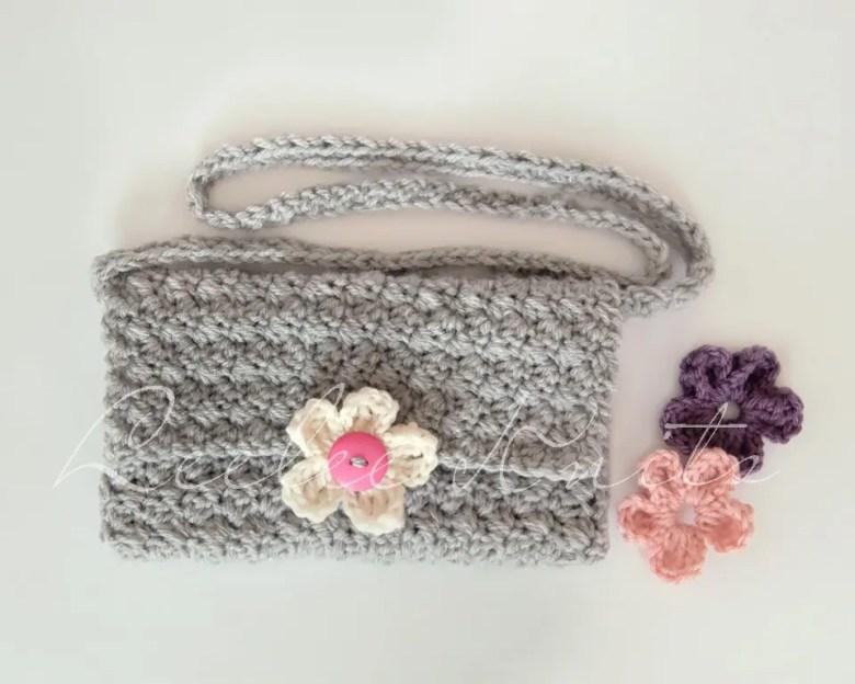 Crochet Purse 2