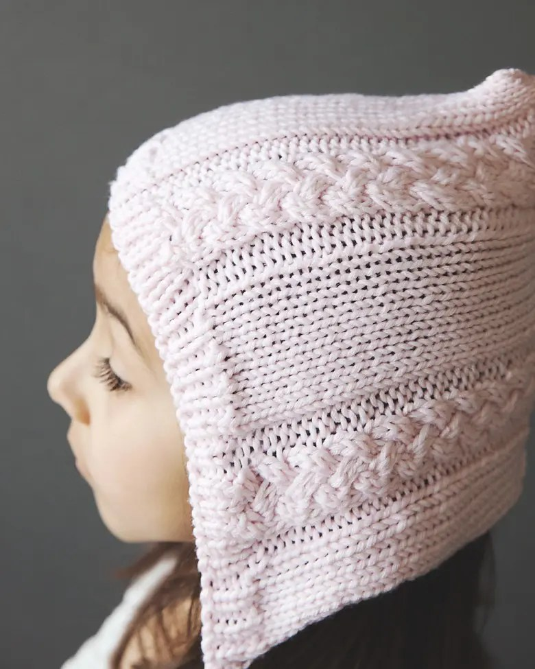 Free Cable Knit Pixie Hat Pattern