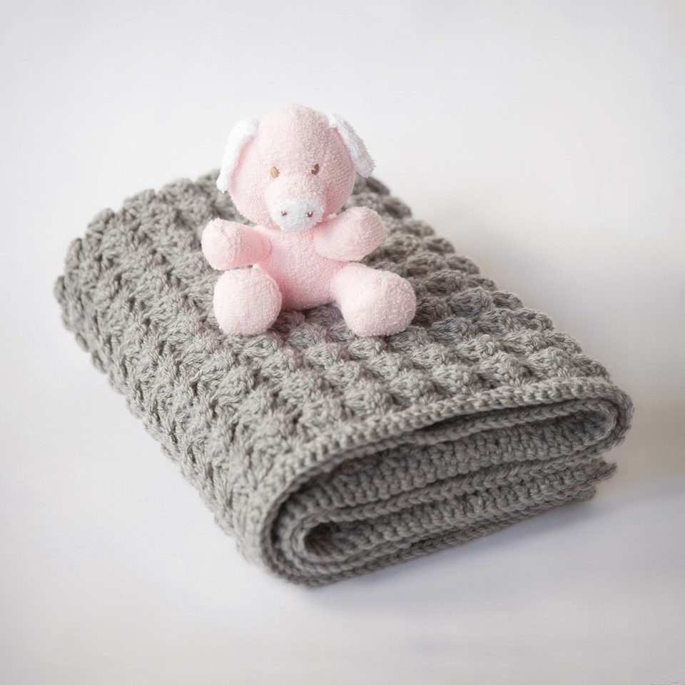 Leelee Knits 187 Blog Archive Cozy And Free Baby Blanket