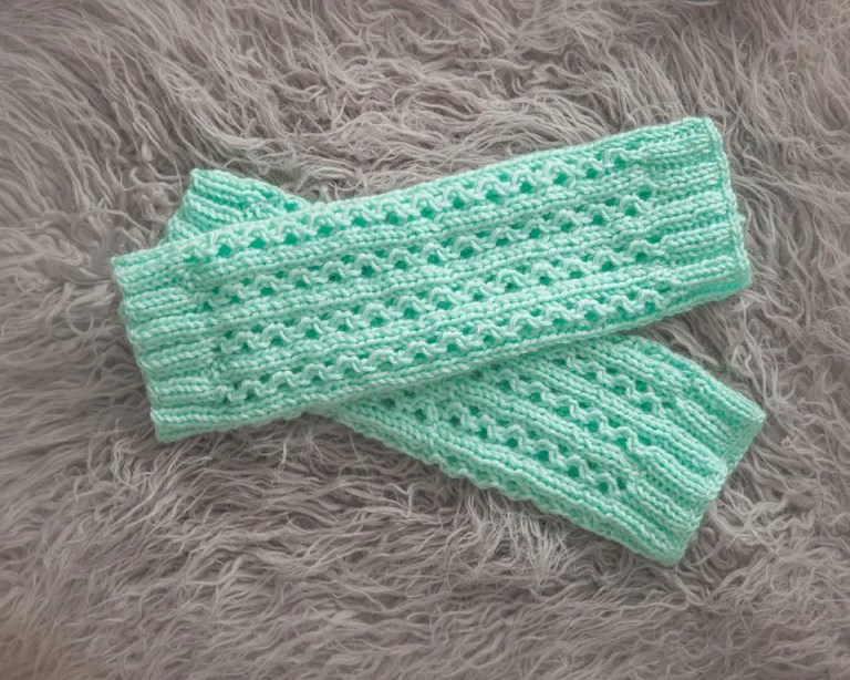 Leg Warmers Knitting Pattern
