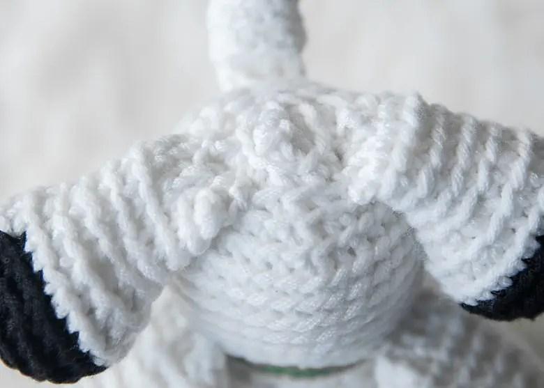 Free Crochet Puppy Pattern 6