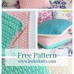 Free Pillow Cover Crochet Pattern Leelee Knits