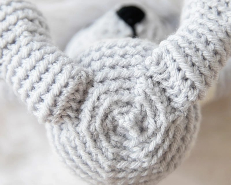 Amigurumi Teddy Bear Free Patterns : Crochet teddy bear free pattern! leelee knits