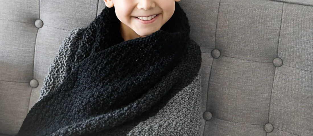 Beginner Friendly Knit Blanket