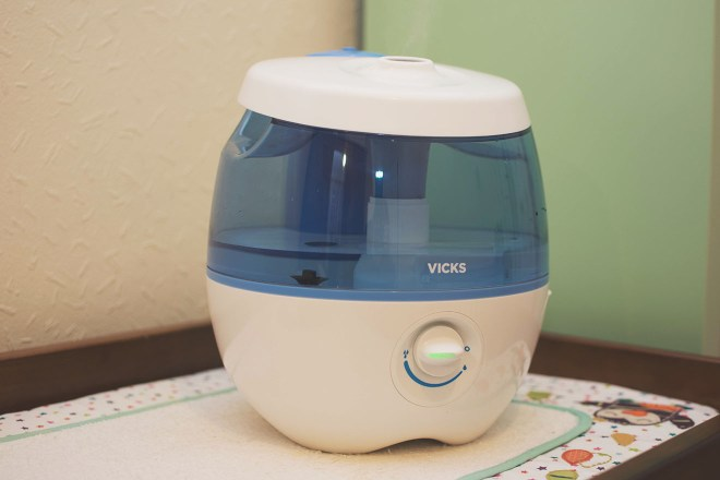 vicks humidifier for baby instructions