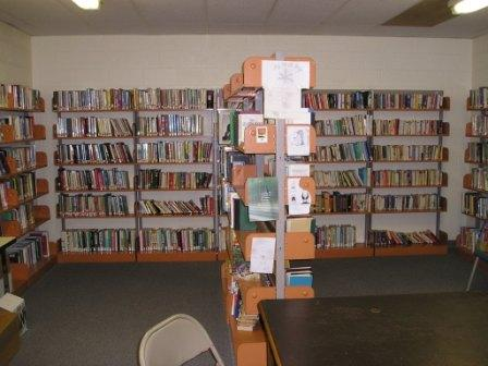 Jail Library