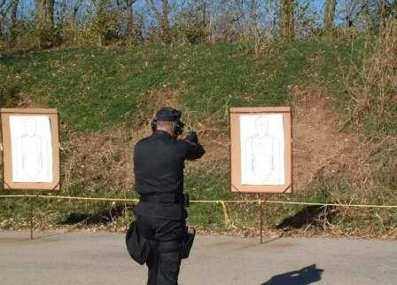 Police Academy Training - Firearms