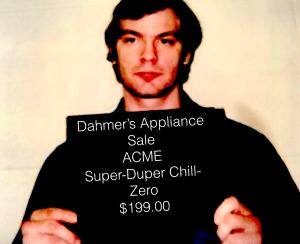 Dahmers Applicance Sale