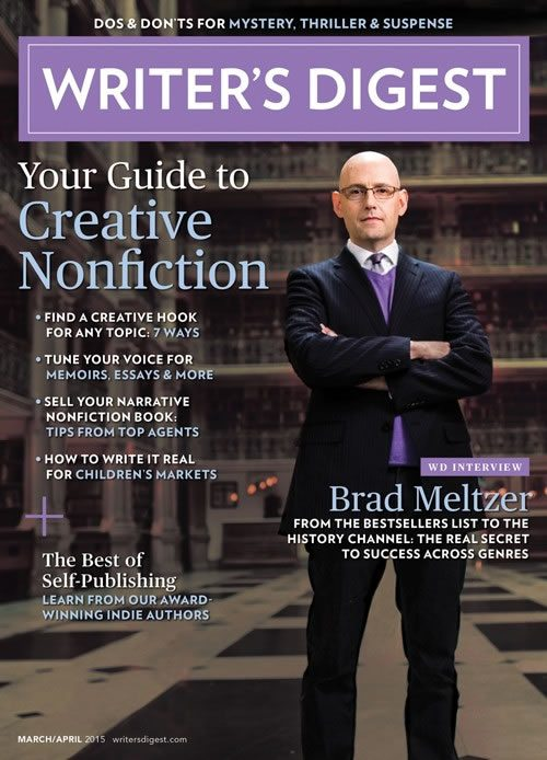 Writers Digest March 2015
