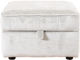 footstool storage footstool grey