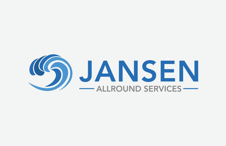 Leenaars Design | Grafisch ontwerp en webdesign | Logo Jansen Allround Services